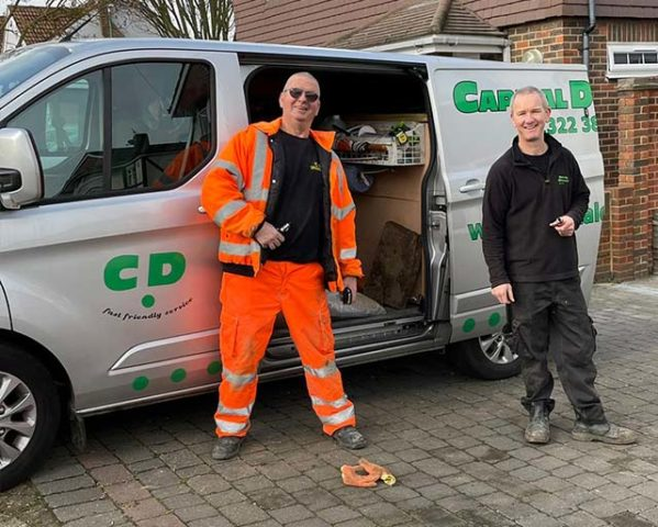 Drainage company in Greenhithe Kent